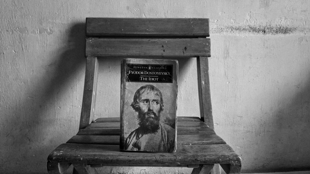 The Idiot – Novel by Fyodor Dostoyevsky- prince myshkin