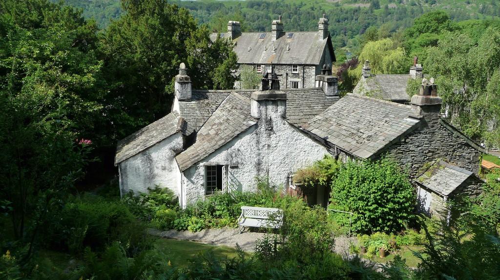 Dove Cottage, Lake District, UK