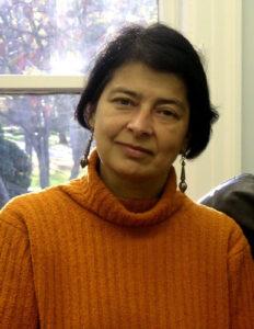 Usha Sanyal - completed Ph.D on Ahmed Eaza Khan