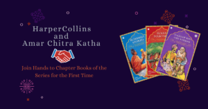 Harper India Announces Partnership with Indian publisher Amar Chitra Katha